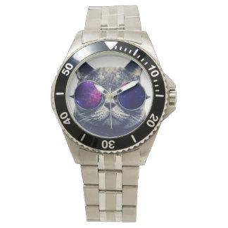 Reloj De Pulsera Pulsera de encargo del acero inoxidable