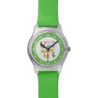 Reloj De Pulsera Regalos maravillosos raros salvajes de la mamá