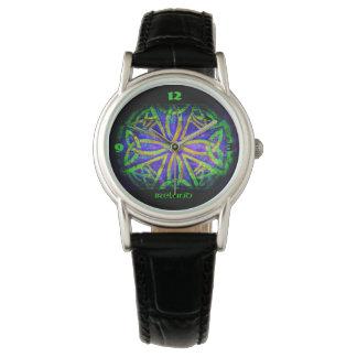 Reloj de pulsera, reloj, nudo celta, Irlanda, de