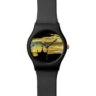 Reloj De Pulsera Sepulcros en el lado del camino en Santa Cruz, la