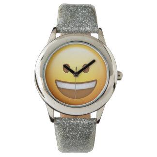 Reloj De Pulsera Smiling Emoji
