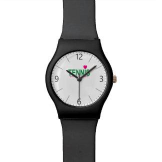Reloj De Pulsera Tenis