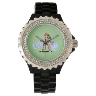 Reloj De Pulsera Tenis, Hit'm difícilmente