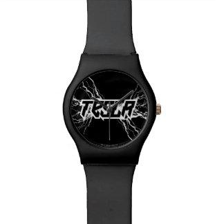 Reloj De Pulsera Tesla