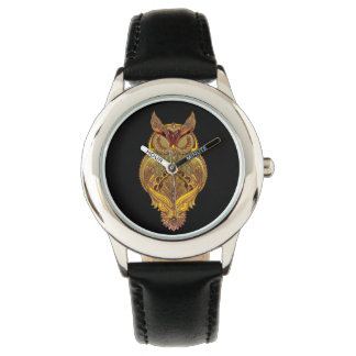 Reloj De Pulsera Tiempo del búho