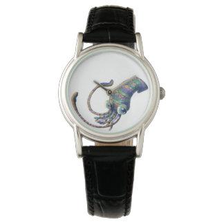 Reloj De Pulsera Tiempo del calamar