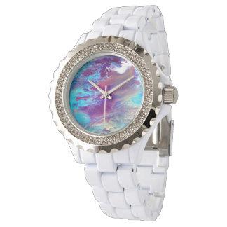 Reloj De Pulsera Tormenta púrpura