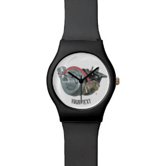 Reloj De Pulsera Turbocompresor