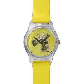 Reloj De Pulsera Unicornio del jazmín