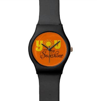 Reloj De Pulsera Usted es mi sol