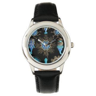 Reloj De Pulsera Verde de mar Siphonophorae