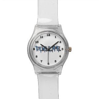 Reloj De Pulsera Vida del barro amasado