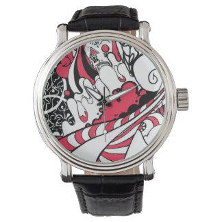 Reloj De Pulsera Wacko