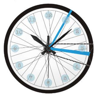 Reloj de Schwinning en azul