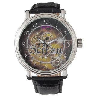 Reloj de SciFan Steampunk