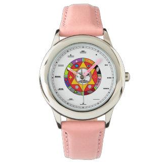 Reloj de señoras numerado maya