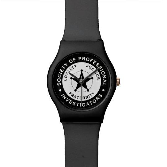 Reloj de SPI - redondo