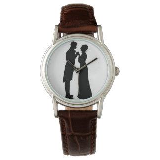 Reloj de Sr. y de señora Darcy