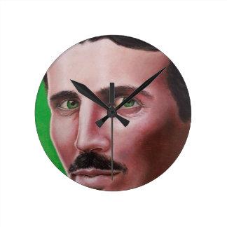 Reloj de Tesla