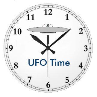 Reloj de tiempo del UFO