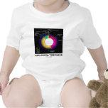 Reloj de tiempo geológico (geología) trajes de bebé