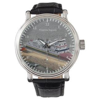 Reloj de Virginia Ingram