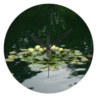 Reloj de Waterlilies