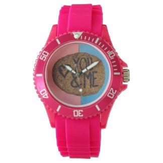 Reloj de YOU&ME