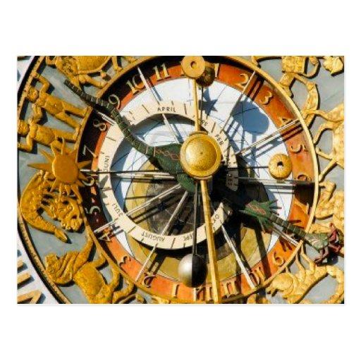 Reloj decorativo, ayuntamiento Oslo Postal