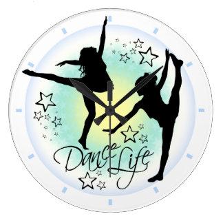 Reloj del baile de la vida de la danza
