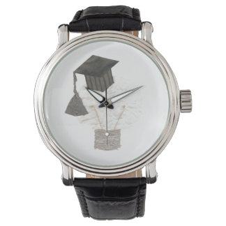Reloj del bulbo del graduado