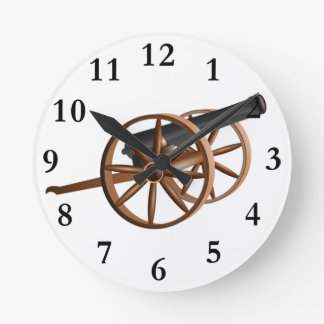 reloj del cañón