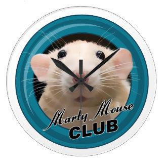 Reloj del club del ratón de Marty