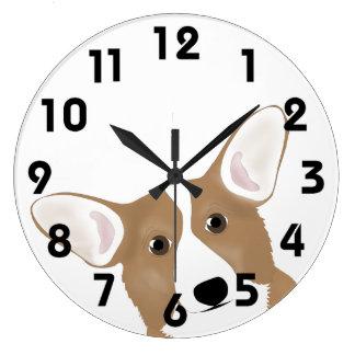 Reloj del Corgi