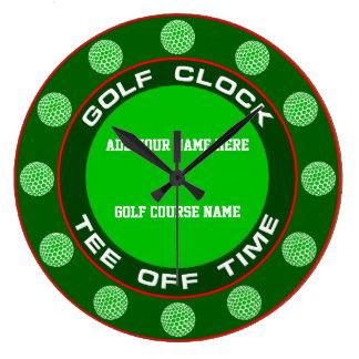 Reloj del golf