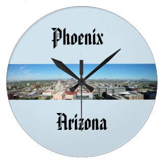 Reloj del horizonte de Phoenix Arizona