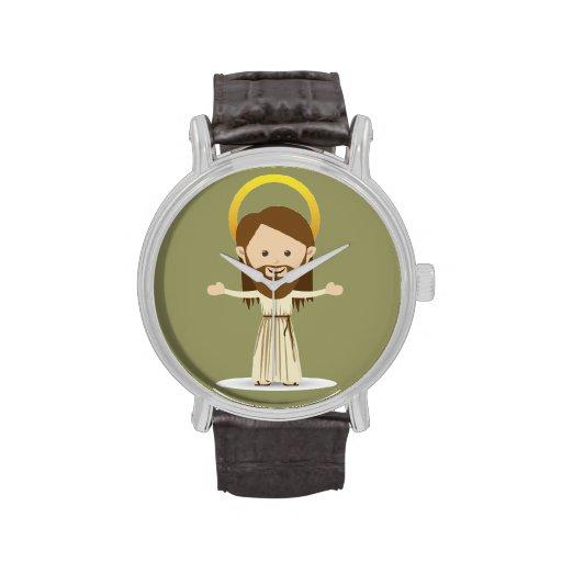 Reloj del Jesucristo