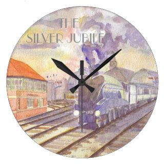 Reloj del jubileo de plata