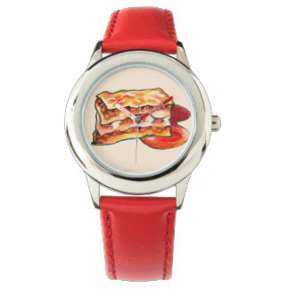 reloj del lasagna