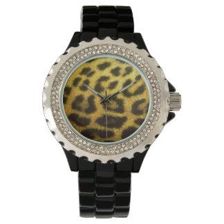 Reloj del leopardo
