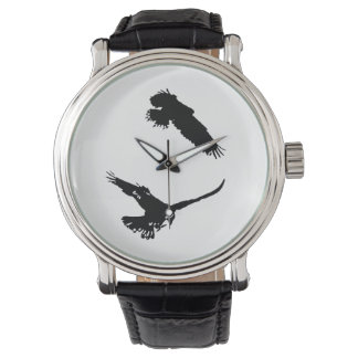 Reloj del loro