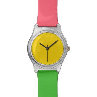 Reloj del ORO May28th