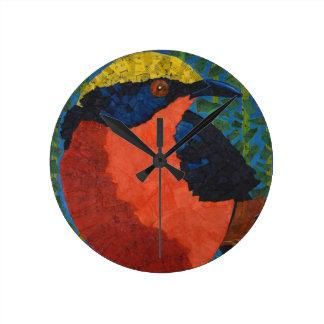 Reloj del pájaro