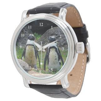Reloj del pingüino 595