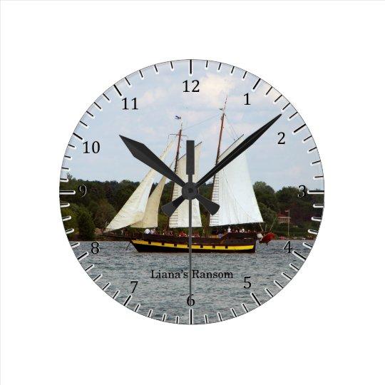 Reloj del rescate del Liana