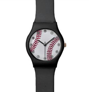 Reloj del tiempo del béisbol