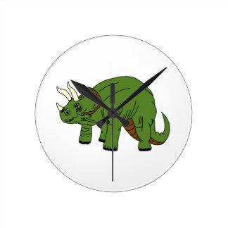 Reloj del Triceratops