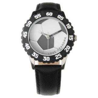 Reloj Deportes del personalizable de la abuela del amor