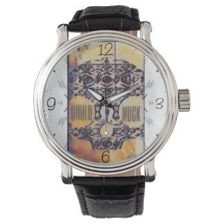 Reloj Diseño de GhuluMuck