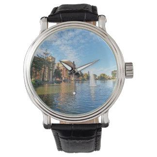 Reloj El palacio de las bellas arte California